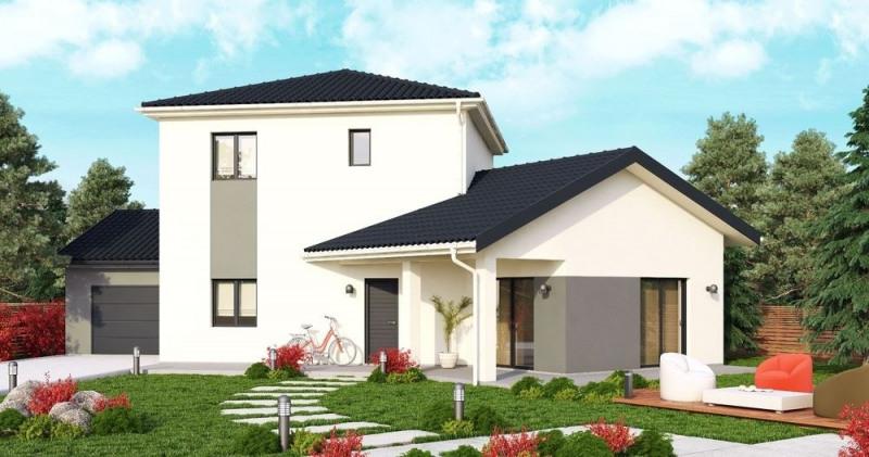 Maison  5 pièces + Terrain 448 m² Saint Paul de Varax par DEMEURES CALADOISES