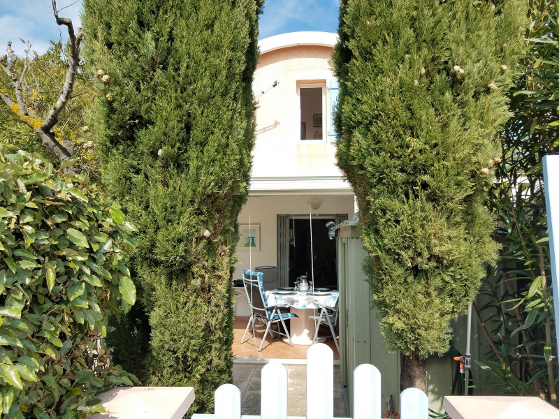 Charming 4-room house in Gruissan