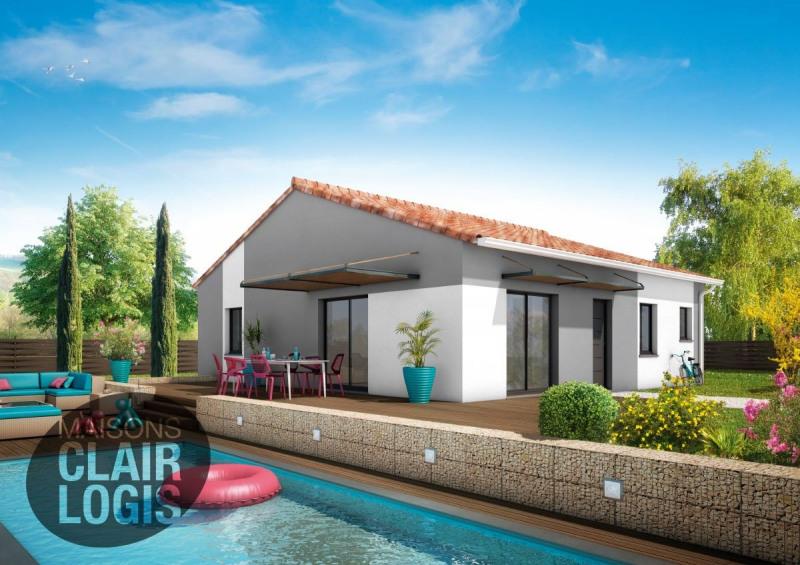 Maison  3 pièces + Terrain 752 m² Beaufort par MAISONS CLAIR LOGIS TOULOUSE-SUD