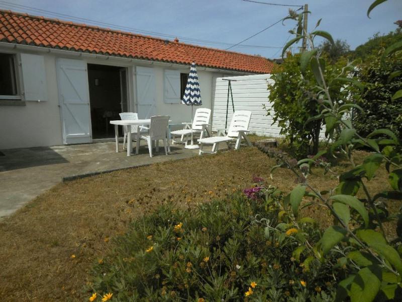 Location vacances Noirmoutier-en-l'Île -  Maison - 2 personnes - Barbecue - Photo N° 1