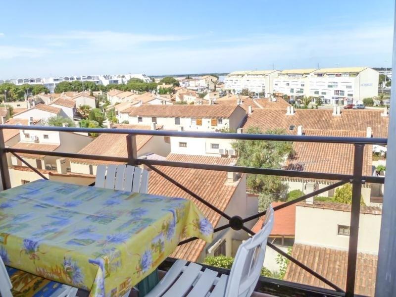 Location vacances Le Grau-du-Roi -  Appartement - 3 personnes - Télévision - Photo N° 1