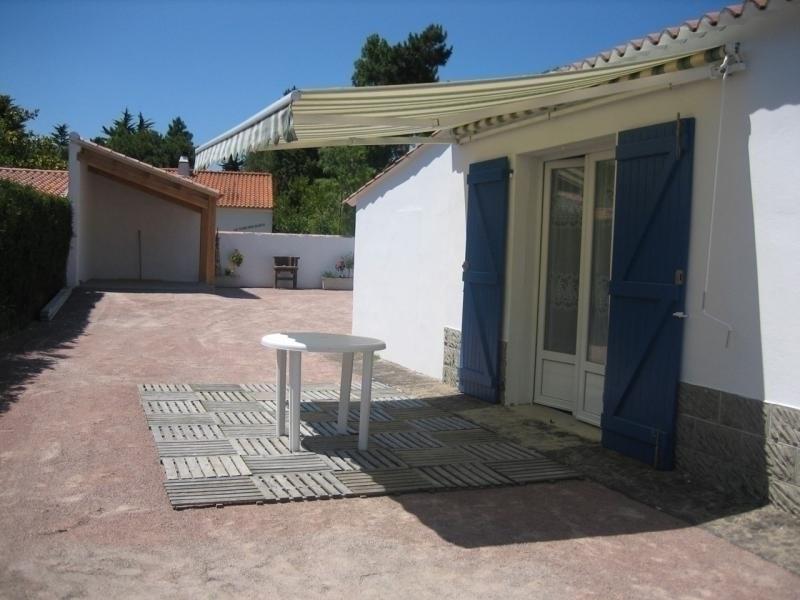 Location vacances La Guérinière -  Maison - 4 personnes - Lave-linge - Photo N° 1