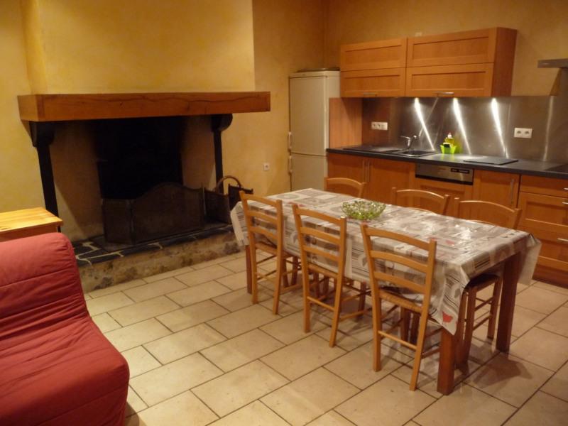 Location vacances Asté -  Gite - 6 personnes - Salon de jardin - Photo N° 1