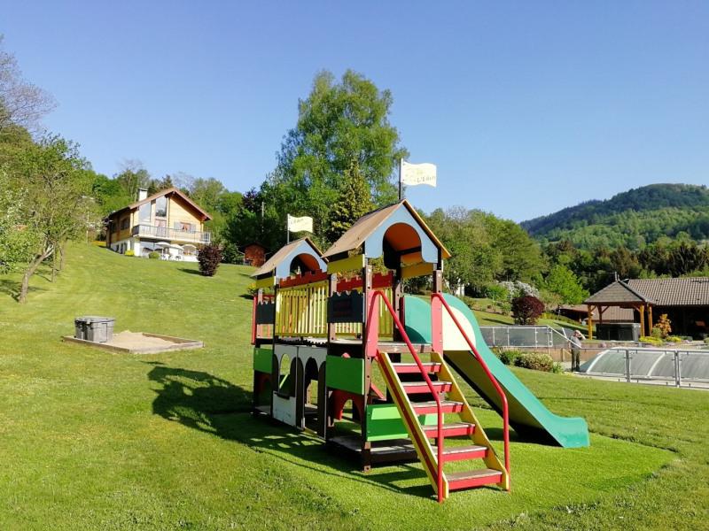 CALME Jardin WIFI - TENNIS belle aire de JEUX  bébé  animaux admis CHEMINÉE proche SKI Ventron la Bresse PISCINE - Le...