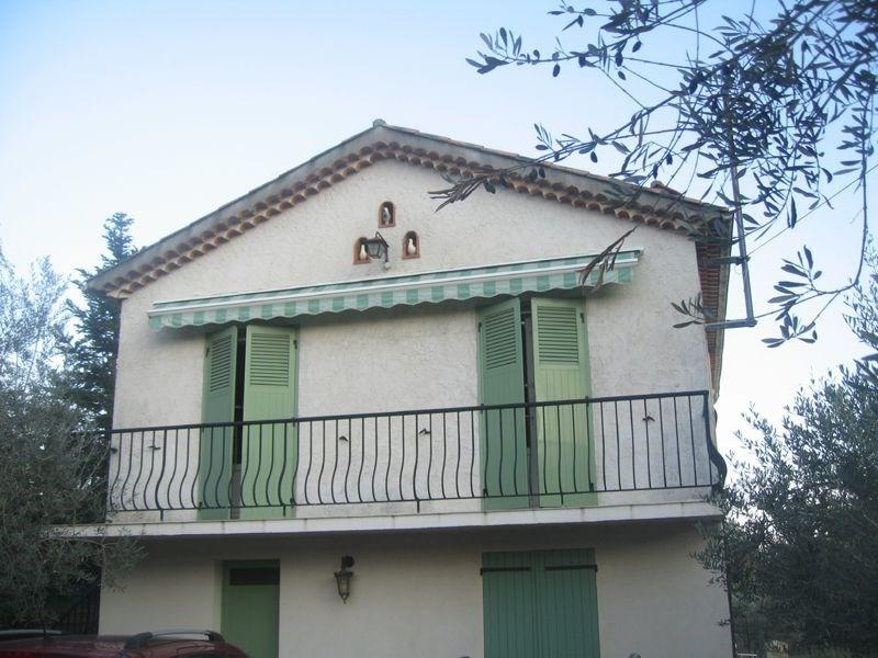 Location vacances La Roquette-sur-Siagne -  Gite - 6 personnes - Salon de jardin - Photo N° 1