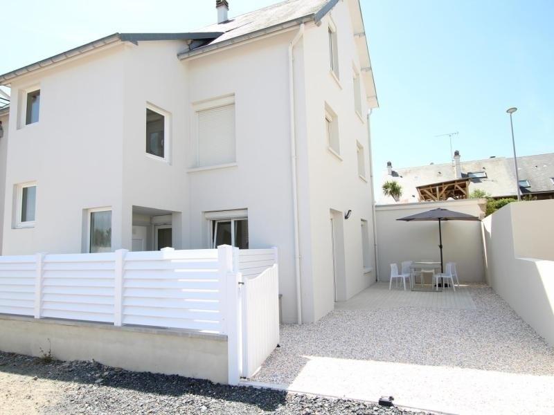 Location vacances Agon-Coutainville -  Appartement - 2 personnes - Jardin - Photo N° 1