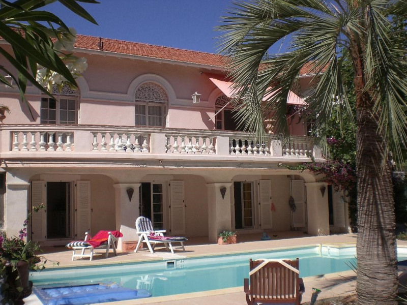 Holiday rentals Saint-Raphaël - House - 20 persons - BBQ - Photo N° 1