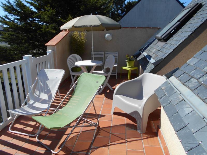 Location vacances Santec -  Appartement - 2 personnes - Chaise longue - Photo N° 1