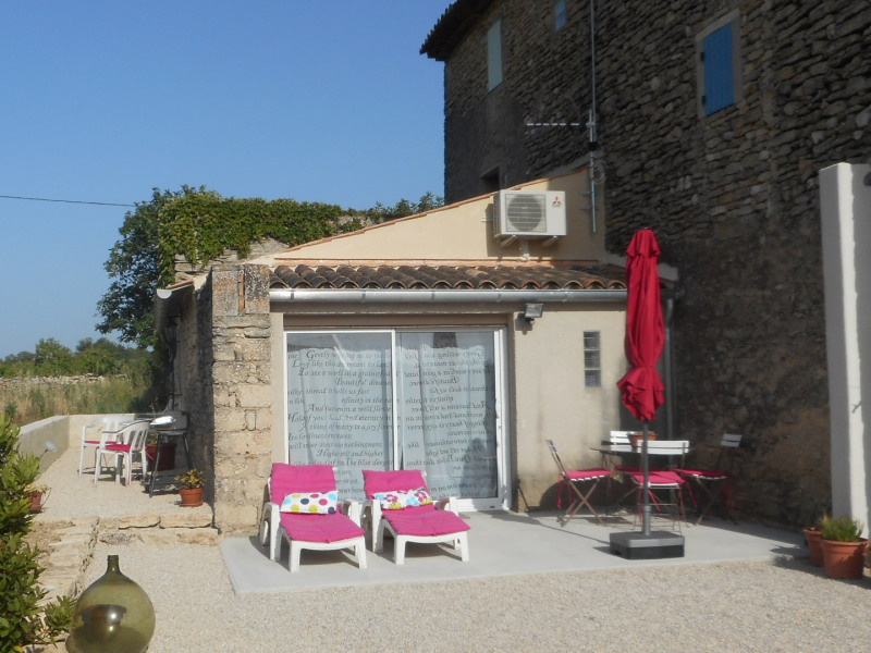 Holiday rentals Cabrières-d'Avignon - Cottage - 2 persons - BBQ - Photo N° 1