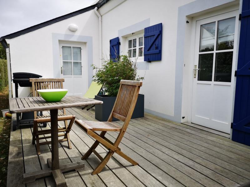 Location vacances Le Palais -  Appartement - 2 personnes - Barbecue - Photo N° 1