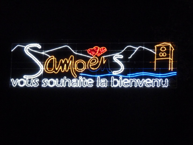 Location vacances Samoëns -  Appartement - 4 personnes -  - Photo N° 1