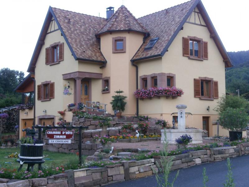 Location vacances Walbach -  Maison - 4 personnes - Barbecue - Photo N° 1