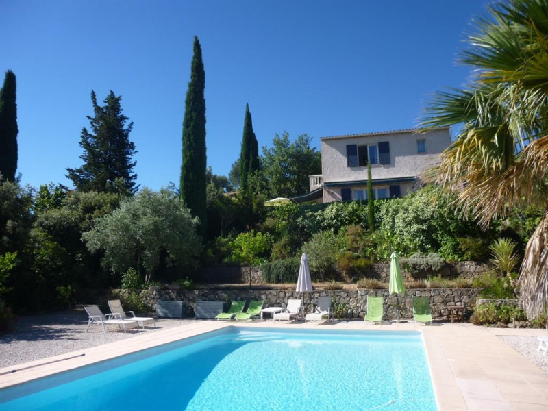 Location vacances Trans-en-Provence -  Maison - 8 personnes - Barbecue - Photo N° 1