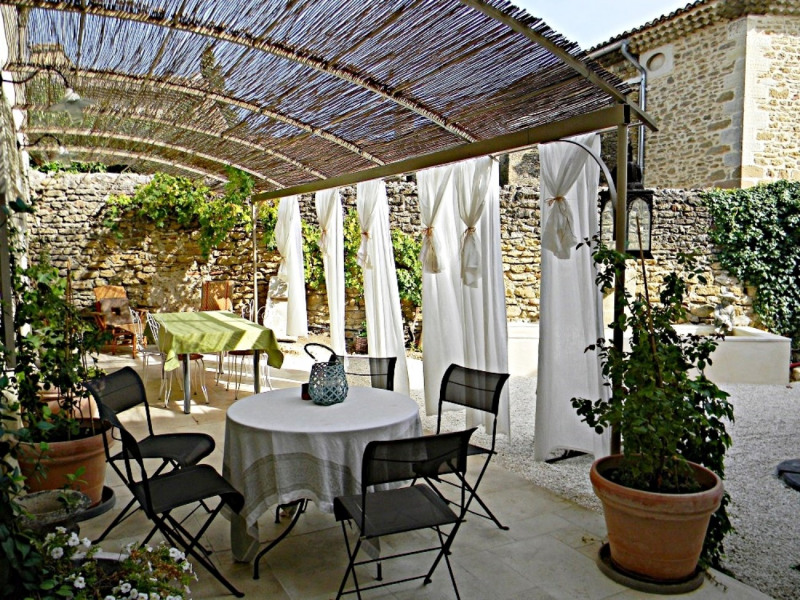 Location vacances Grignan -  Maison - 8 personnes - Barbecue - Photo N° 1