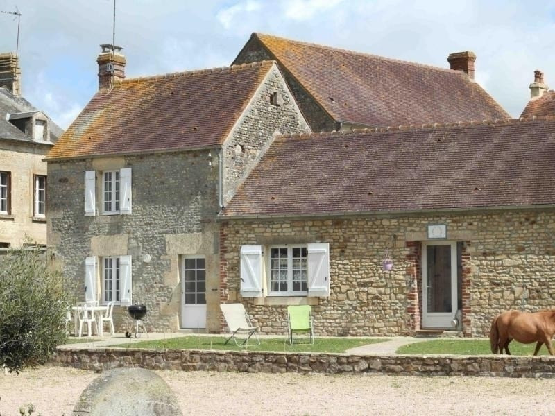 Location vacances Montabard -  Maison - 5 personnes - Barbecue - Photo N° 1