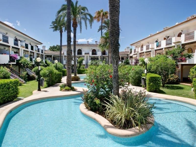 Location vacances Dénia -  Appartement - 6 personnes - Jardin - Photo N° 1
