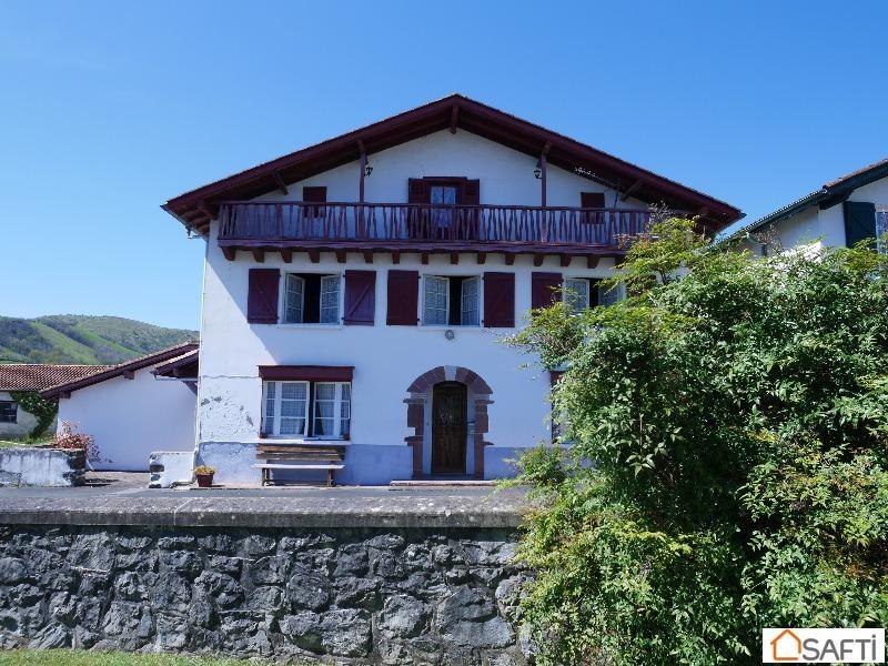 Vente maison saint jean pied de port maison maison basque 158m 129000 - Maison a vendre saint jean pied de port ...