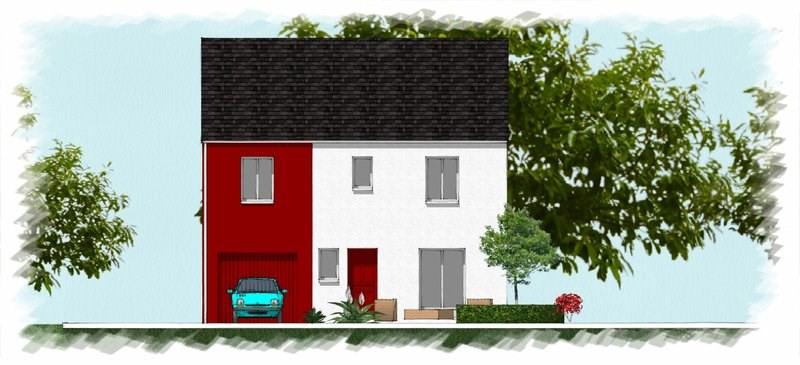 Maison  6 pièces + Terrain 390 m² Moret-sur-Loing par CHENES CONSTRUCTIONS