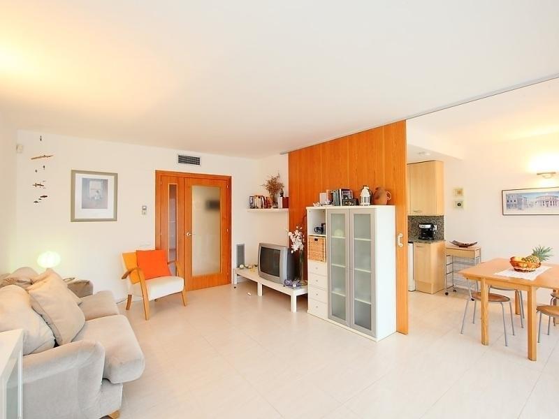 Location vacances Calonge -  Appartement - 6 personnes - Jardin - Photo N° 1