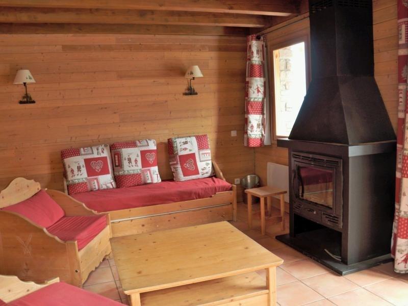 Location vacances Uvernet-Fours -  Maison - 10 personnes - Télévision - Photo N° 1