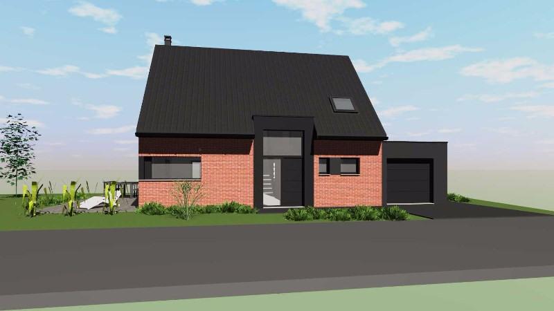 Maison  5 pièces + Terrain 450 m² Bersée par OPPORTUNITES IMMOBILIERES