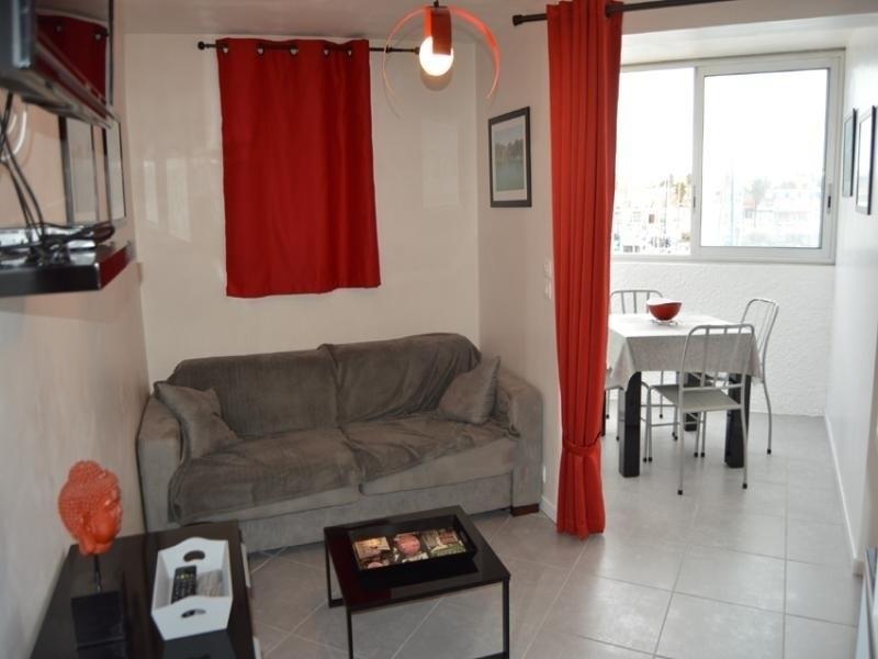 Location vacances Leucate -  Appartement - 4 personnes - Télévision - Photo N° 1