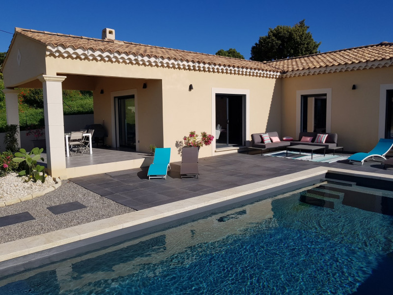 Holiday rentals Crillon-le-Brave - House - 6 persons - Deck chair - Photo N° 1