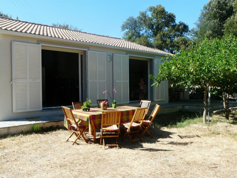 Holiday rentals Moltifao - House - 8 persons - BBQ - Photo N° 1