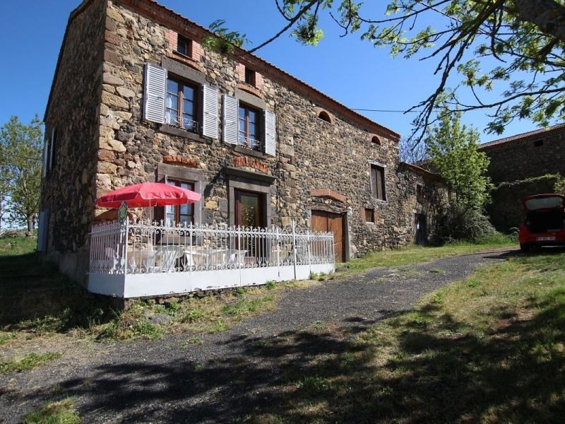 Location vacances Vieille-Brioude -  Maison - 4 personnes - Barbecue - Photo N° 1