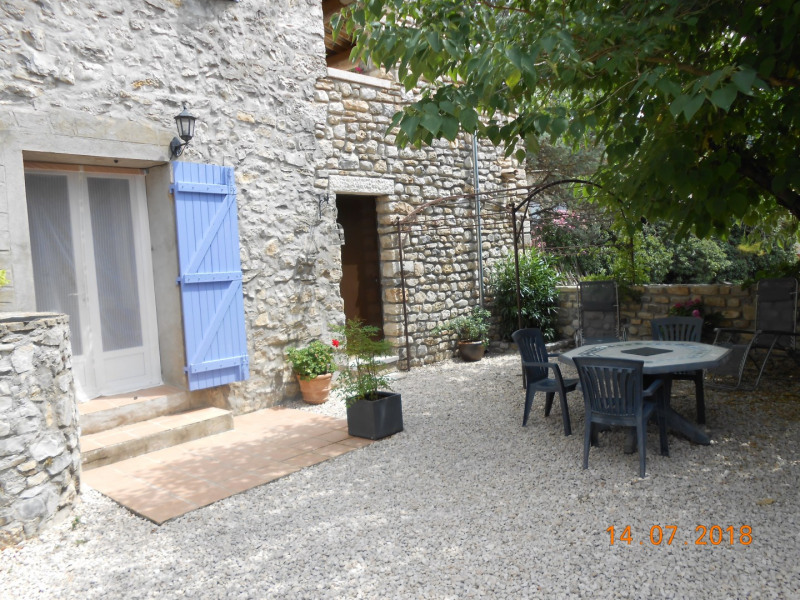 Location vacances Saint-Maurice-d'Ibie -  Gite - 2 personnes - Barbecue - Photo N° 1