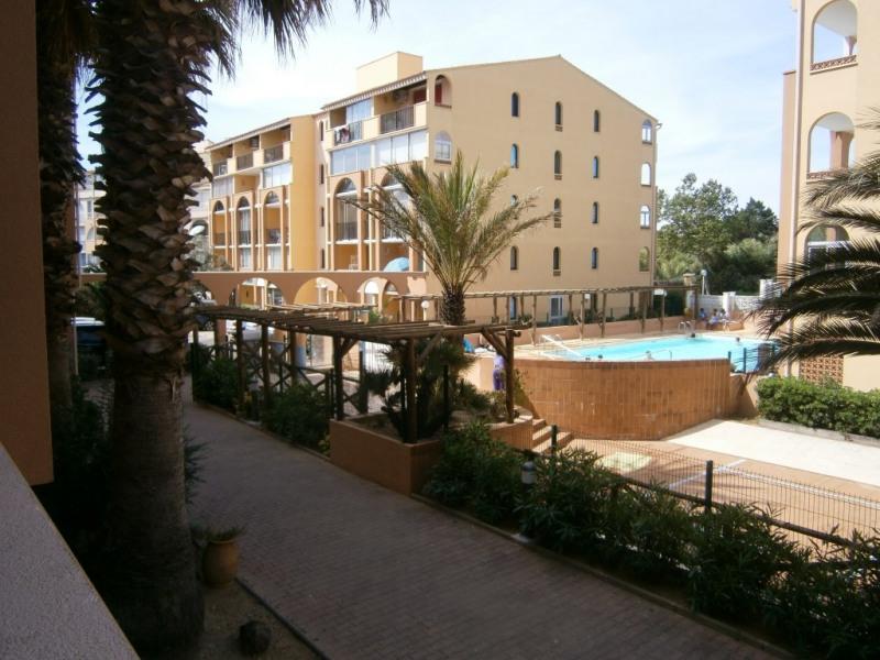 Location vacances Agde -  Appartement - 5 personnes - Salon de jardin - Photo N° 1