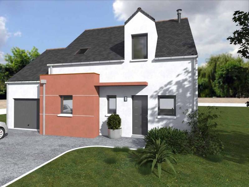 Maison  6 pièces + Terrain 539 m² Couëron par ALLIANCE CONSTRUCTION NANTES