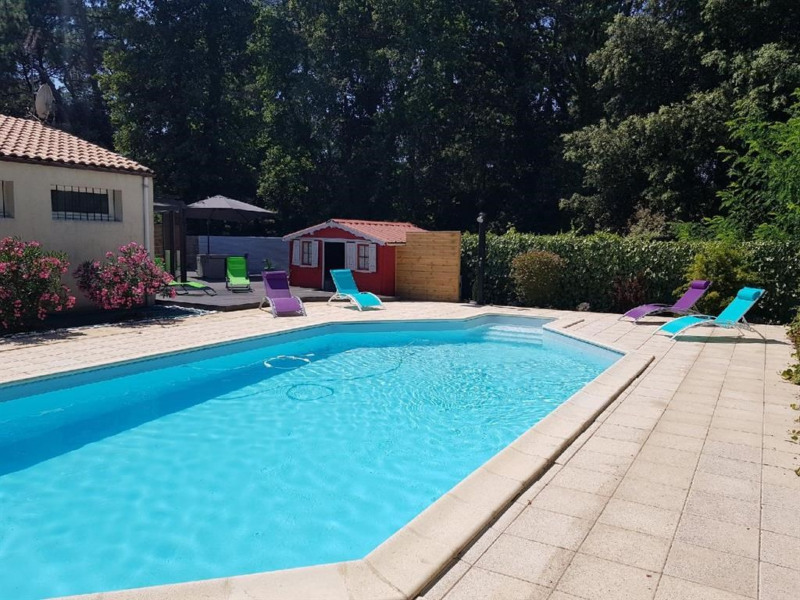 Holiday rentals Les Mathes - House - 8 persons - BBQ - Photo N° 1