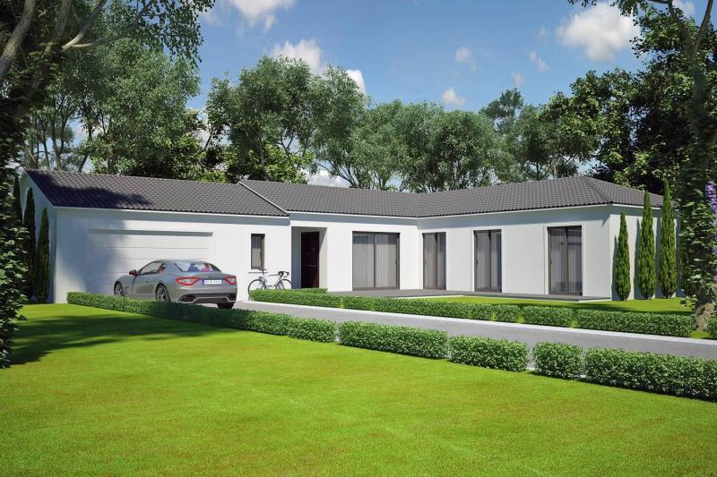Maison  4 pièces + Terrain 619 m² Saint-Martin-de-Crau par AZUR LOGEMENT PROVENCAL