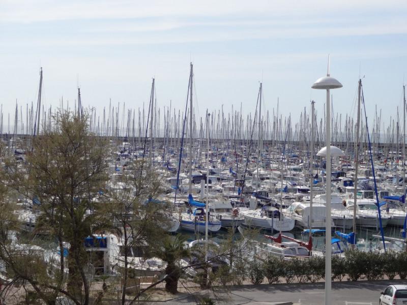 Magnifique vue sur le port