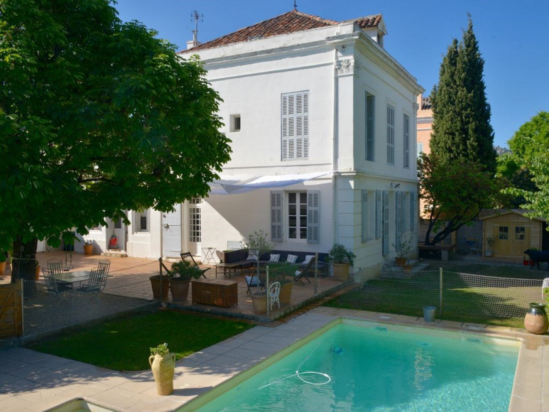 Location vacances Marseille -  Maison - 8 personnes - Barbecue - Photo N° 1