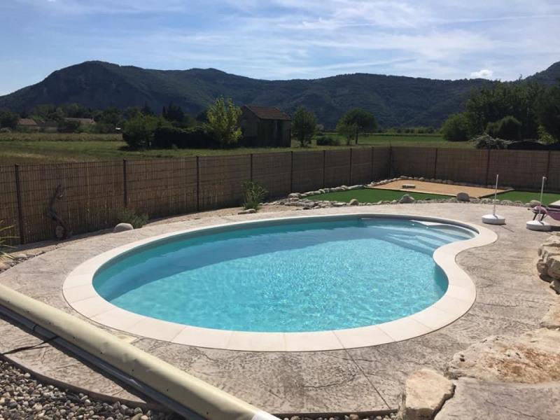 Villa 6 personnes avec piscine privée et climatisation à Vallon-Pont-d'Arc