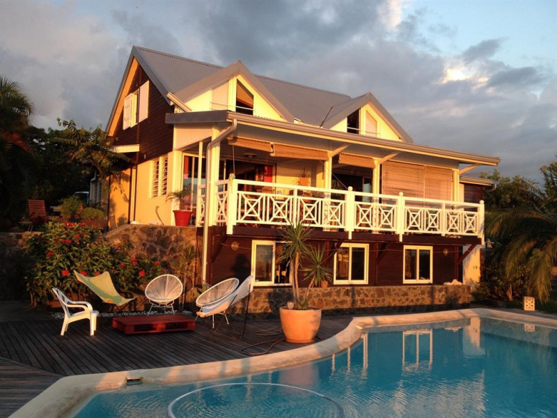 Holiday rentals Saint-Paul - House - 7 persons - BBQ - Photo N° 1