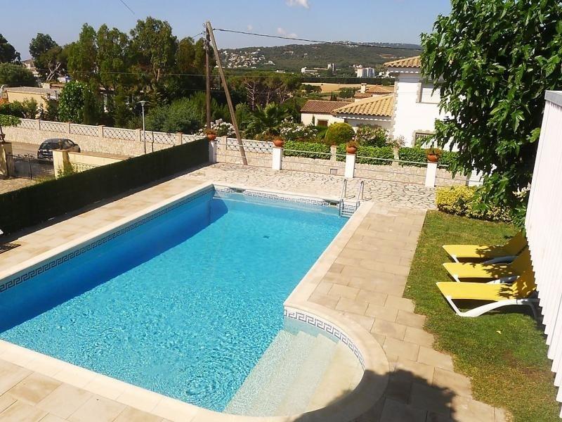 Location vacances Calonge -  Maison - 8 personnes - Jardin - Photo N° 1
