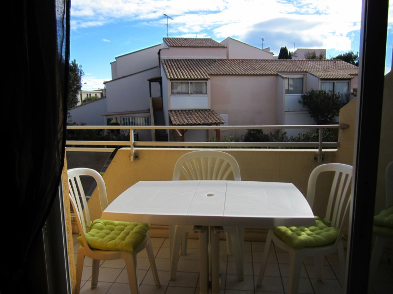 Location vacances Narbonne -  Appartement - 6 personnes - Balcon - Photo N° 1