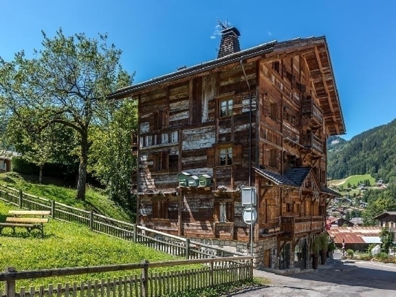 Location vacances La Clusaz -  Appartement - 10 personnes - Lave-linge - Photo N° 1