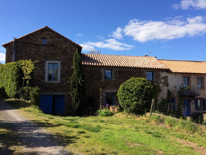 Maison de campagne avec piscine - Laval-Roquecezière