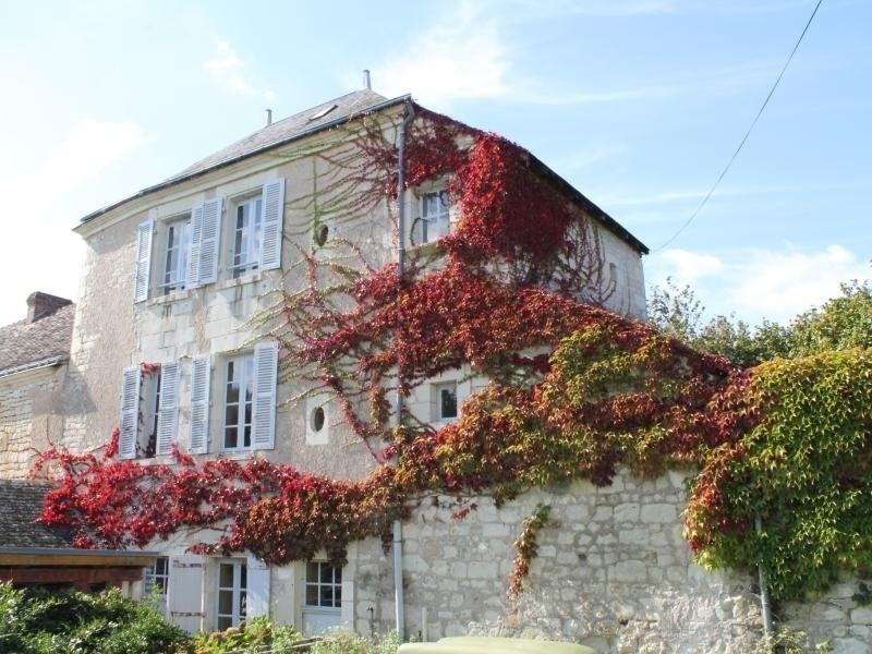 Location vacances La Roche-Posay -  Maison - 5 personnes - Télévision - Photo N° 1