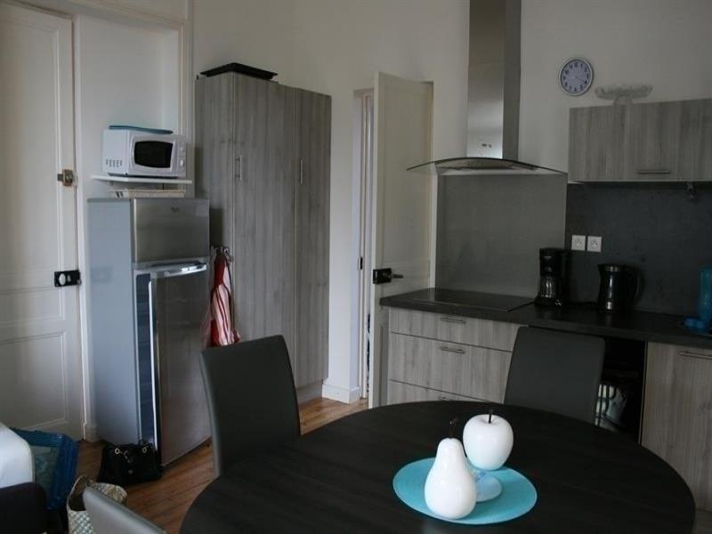 Location vacances Saint-Pair-sur-Mer -  Appartement - 3 personnes - Télévision - Photo N° 1