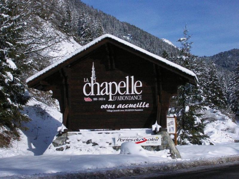 Alquileres de vacaciones La Chapelle-d'Abondance - Apartamento - 4 personas - Mueble de jardín - Foto N° 1