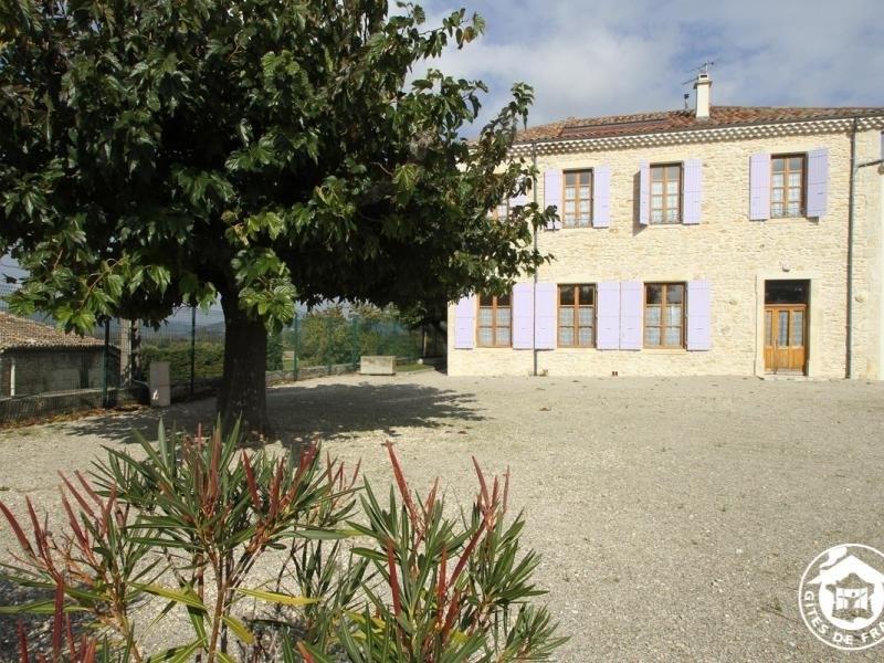 Location vacances Sauzet -  Maison - 4 personnes - Jardin - Photo N° 1