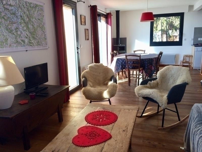 Location vacances Saint-Michel-de-Chaillol -  Appartement - 9 personnes - Jardin - Photo N° 1