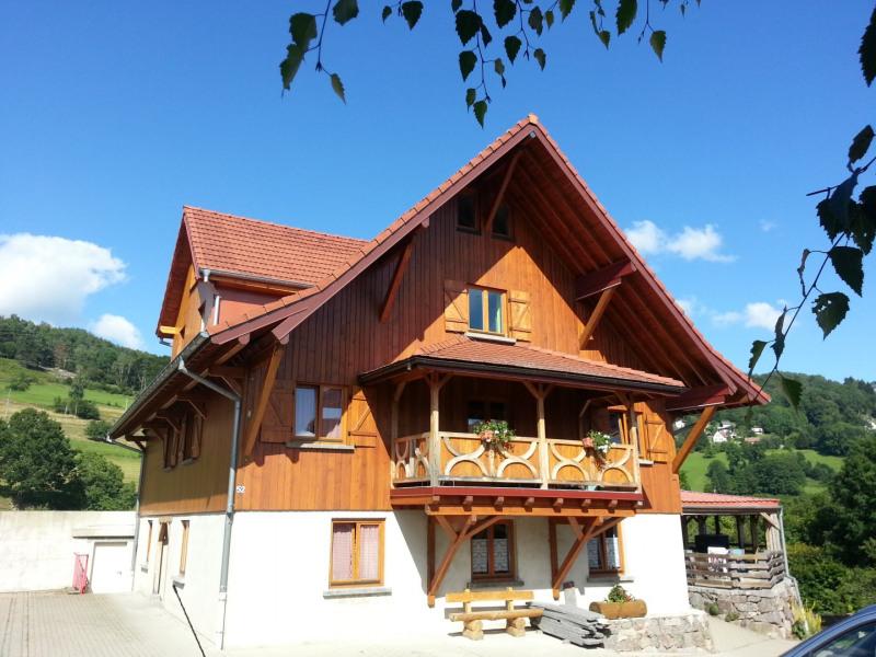 Location vacances Soultzeren -  Gite - 2 personnes - Barbecue - Photo N° 1