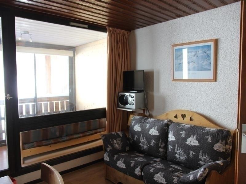 studio cabine pour 4 personnes dans le haut de la station