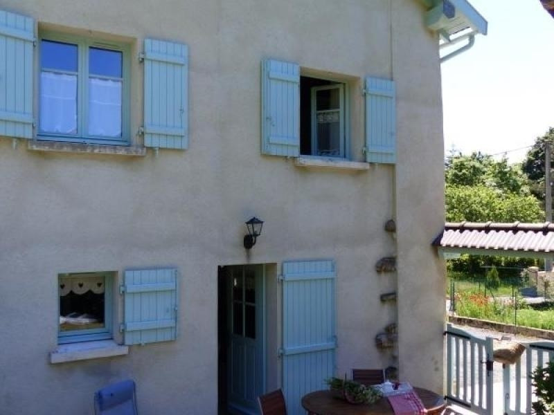 Location vacances Appy -  Maison - 5 personnes - Barbecue - Photo N° 1